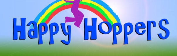 Happy Hoppers Logo