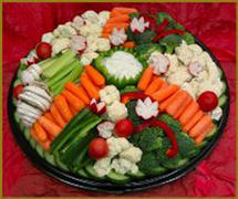 Veggie Tray - 20 Person