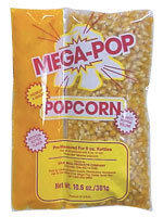 Concession Popcorn 5 packs mix