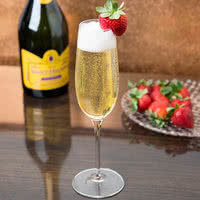 FP Champagne Flutes x12
