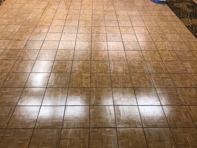 DFS Dance Floor 21ftx21ft Indoor