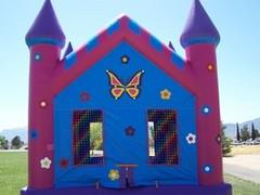 Bounce House Butterfly