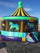 Bounce House Carrousel