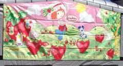 Strawberry Shortcake Dream Bounce House