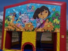 Dora Dream Bounce House