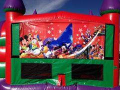Magical Micky Deluxe Combo Bouncer