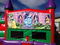 Disney Princess Dream Bounce House