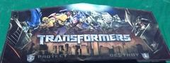 Transformers Rainbow Bounce House