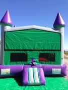 Bounce House Green Castle