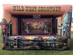 Game Wild West Shootout