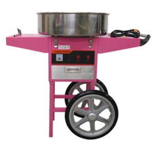 Cotton Candy Machine with Stand