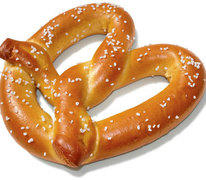 Soft Salted Pretzel
