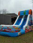 18ft Marlin Water Slide