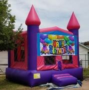Happy Birthday Jump House