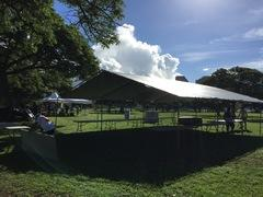 Silver Tents