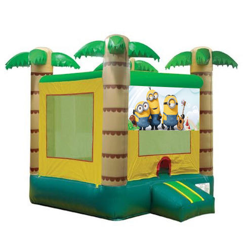 Tropical Minions Bounce