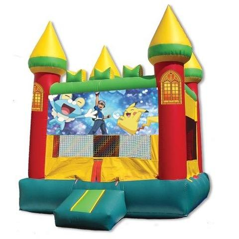 Magic Pikachu Castle