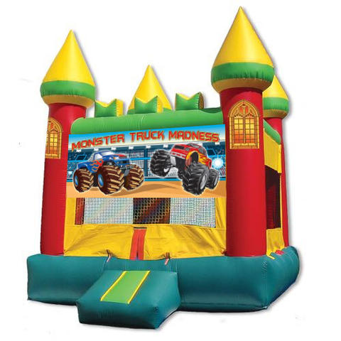 Magic Monster Trucks Castle
