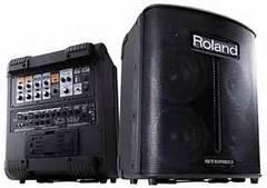 Simple Roland PA