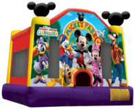 Classic & Themed Bounce Houses