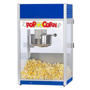 Premium Popcorn Machine w/  supplies for 60 guests