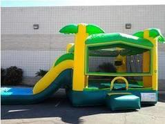 Bounce n Slide Tropical (WET)