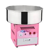 Cotton Candy Machine w/ supplies for 75 guests