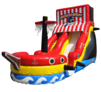 Pirate Ship Slide (DRY)
