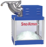 Snow Cone Machine w/supplies for 50 guests
