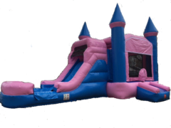 Pink/Blue Castle Combo (DRY)