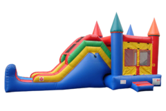 Jump n Slide Primary Colors (WET)