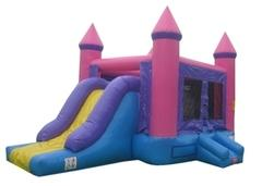 2-1 Princess Castle Combo (Medium-size)