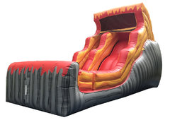 Lava Rush Dry Slide