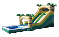 Jungle Dry Slide