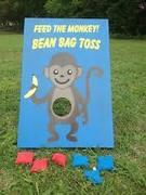 Feed the Monkey Bean Toss