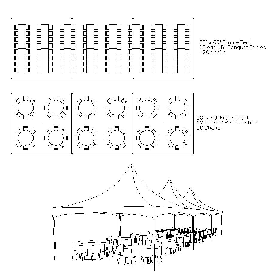 20 x 60 Deluxe Frame Tent With Walls  sc 1 st  iCelebrate Events & iCelebrate Events - Event and Party Rentals in San Jose Santa ...