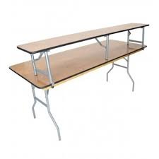 6Ft Table Top Riser (top portion only)