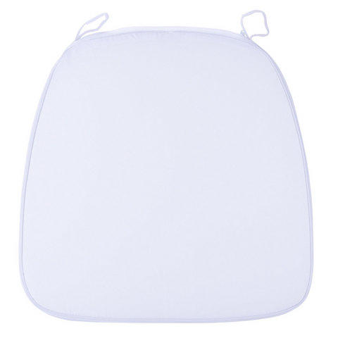 White Chiavari Chair Pad