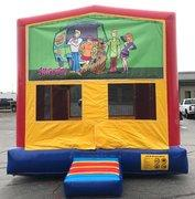 Scooby Doo Bounce House