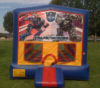 Transformers 1 Bounce House