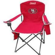 49ers Lawn Chair