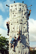 4 Person Rock Climb Wall