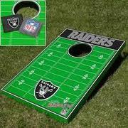 Raiders Bean Bag Toss