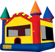 Fun Castle w/ Hoop