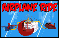 Airplane Kiddie Ride $500 up to 4 Hours! $150 each additional hour