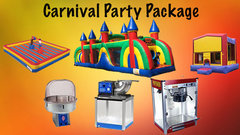 Carnival Party Package