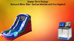 Summer Party Package