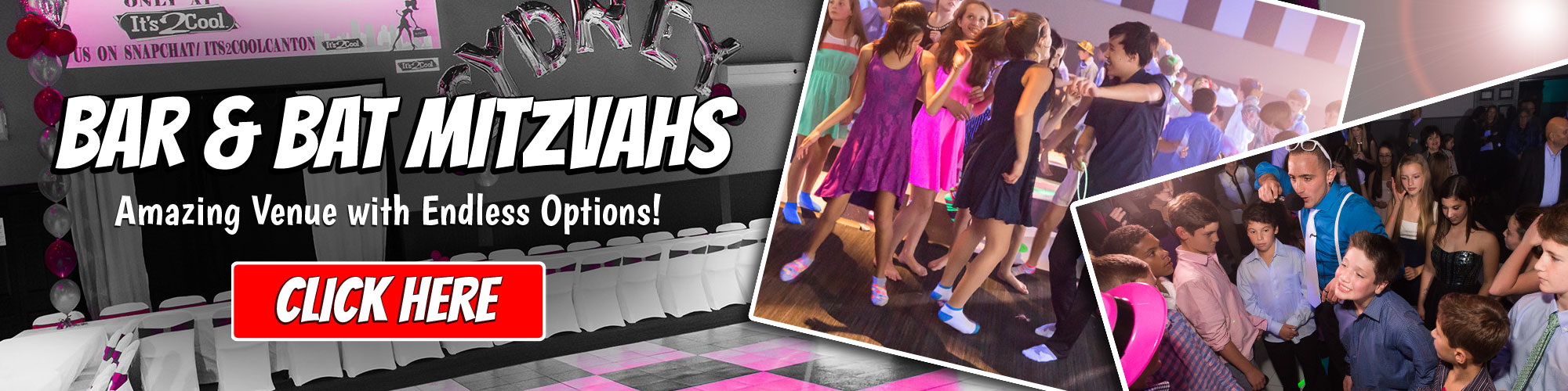 Bar & Bat Mitzvah Parties