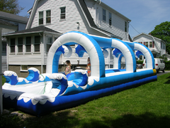 Dual Lane Slip N Slide