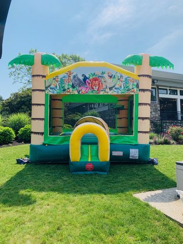 Tropical Bounce House (NEW)